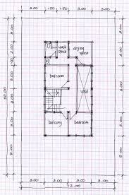 small two story house plans 12mx20m house affair