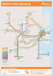 Metro North Station Map by Submission U2013 Updated Official Map Sydney Trains Transit Maps