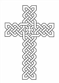 catholic cross coloring pages stations of the cross coloring