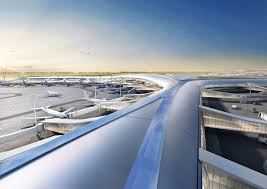 aedas project shenzhen airport satellite concourse and hong