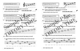 theory time medallion series silver workbook hardcopy