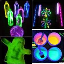 20 Glow in the Dark Crafts that are Perfect for Summer