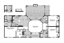 Karsten Homes Floor Plans Manufactured Home Floor Plan Clayton Karsten 276d Special