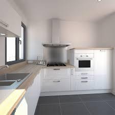 hotte de cuisine blanche hotte aspirante cuisine but cuisine blanche design meuble iris blanc