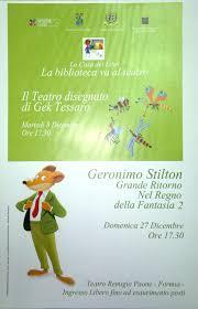 Grande Ritorno Nel Regno Della Fantasia by Casa Dei Libri U201d Appuntamento Per I Bambini Con Geronimo Stilton