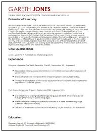 Language Skills Resume Sample by 19 Language Skills Resume Sample Career Specific Sign