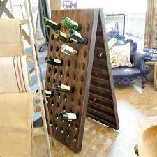 la brocante champagne riddling rack from france