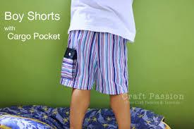 paper bag toddler shorts pattern boy shorts with cargo pocket free sewing pattern