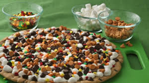thanksgiving cookie pizza recipe pillsbury