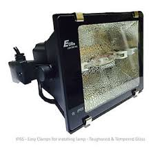 150 watt flood light flood light 150 watt metal halide fixture ebay