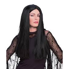 Morticia Addams Halloween Costume Morticia Addams Wig Black Addams Family Halloween Costumes