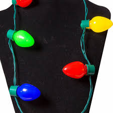 cheap christmas light up necklace christmas christmas light necklace cheap at walmart up necklaces