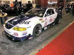 custom 1994 mustang paul brown of tiger racing displays power and performance at sema