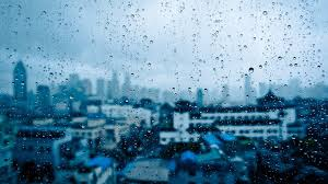 window tag wallpapers water drops glass window panes cities rain