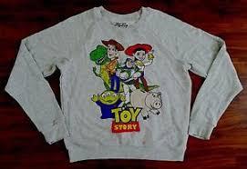 new licensed disney pixar s story sweatshirt pullover