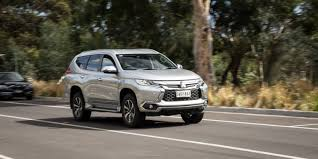 mitsubishi crossover 2016 2016 mitsubishi pajero sport exceed review caradvice