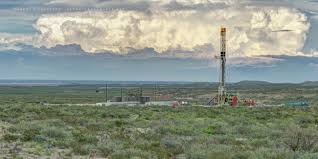 Delaware landscapes images Storm at middle ground delaware basin western texas energy jpg