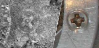 Cross On - debunked celtic cross on mars impression from on x
