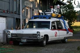 ecto 1 for sale 1967 cadillac superior hearse ecto 1 ghostbusters crown royale