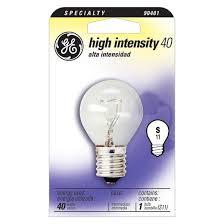 ge 40 watt high intensity light bulb target