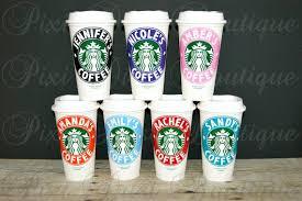 starbucks coffee mugs personalized starbucks cups starbucks