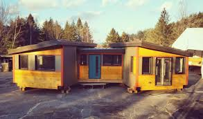 Yestermorrow Tiny House by Connor Tiches