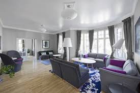 Purple Living Room by Living Room Best Grey Living Room Design Ideas 40 Gray Sofa