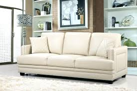 Nailhead Sleeper Sofa Leather Log Cabin Sofas Reclining Sofa With Nailhead