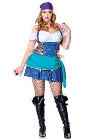 Ladies Size Halloween Costumes 2pc Gypsy Princess Size Halloween Costume Size
