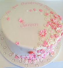 pink and white christening cake 2108 christening cakes cake
