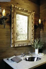 Powder Room Mirrors And Lights 156 Best Spaces Baths Guest Half Images On Pinterest