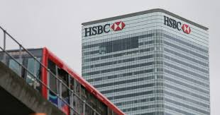 hsbc siege la defense passe devant siege hsbc district financier londres canary wharf 21 fevrier 2017 1 730 383 jpg