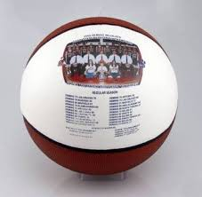 gifts for basketball fans personalized basketball great photo gift for the coach player or