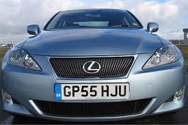 used lexus is 250 lexus is250 manual 2006 road test road tests honest john