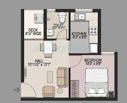 500 square feet apartment floor plan property in india leading
