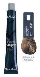 blue ash color amazon com lakme chroma ammonia free permanent hair color 2 1 oz
