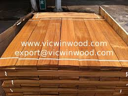 burma teak flooring veneer sliced wood veneer