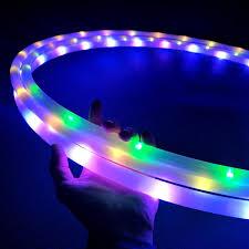 helix led hoop ultrahoop shuffle