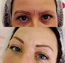 semi permanent makeup training microblading eyebrows course in