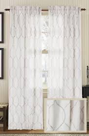 drapes gallery creative threads inc new dining table embroidered wave amore linen drapery panel in standard or custom extra wide width side for patio panels