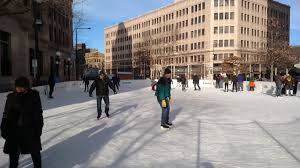 thanks to theodore wirth for my skating rink streets mn