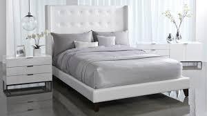 Matte White Bedroom Modern Deacon 2 Door Buffet White High Gloss Acrylic Lacquer W