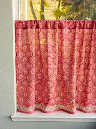 Moroccan Print Curtains Red Curtains Orange Red Curtains Inspiring Pictures Of