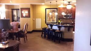 wyndham bonnet creek resort 2 bedroom presidential youtube