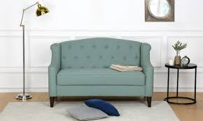 Cheap Sofa Sets Online In India Buy Marjorie 2 Seater Sofa Online In India Livspace Com