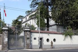 consolati thailandesi in italia legalizzazione documenti consolato iran