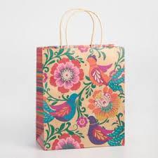 large gift bags world market