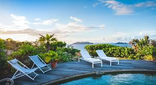 St Barts Map Villa La Falaise Pointe Milou St Barts By Premium Island Vacations