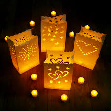 candles for halloween paper luminary bags promotion shop for promotional paper luminary