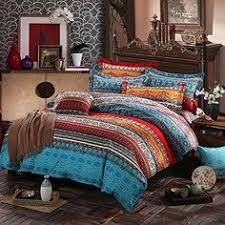 Exotic Comforter Sets Modern Boho Bedding Set Branded 100 Cotton Home Choice Bed Set